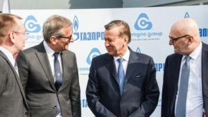 Alliance Cavagna Gazprom