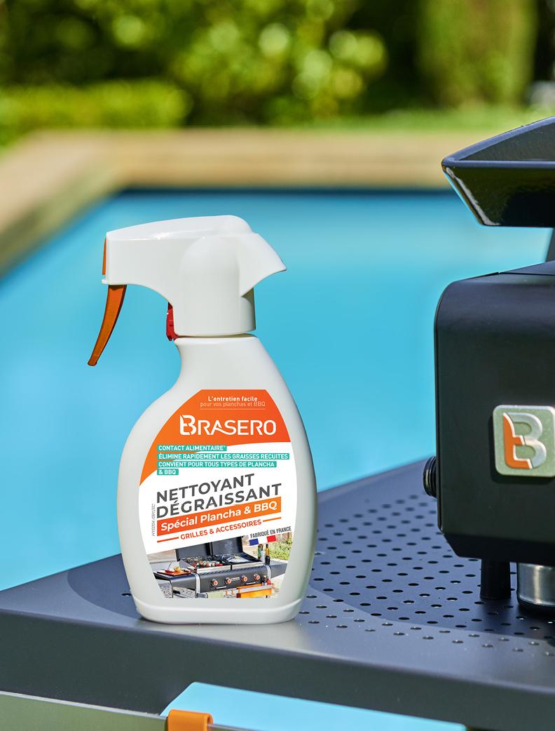 Spray Nettoyant Brasero