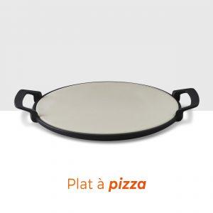 Plat a pizza - BRASERO