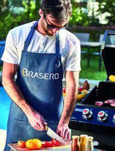 Tablier Jean BRASERO