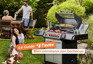 Guide entretien BBQ - BRASERO BY FAVEX